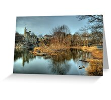 Bethesda Castle Greeting Card