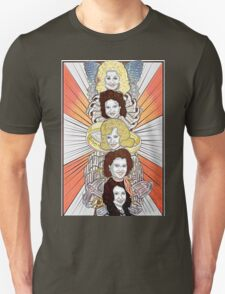 Totems V.1: Women of Country Music Unisex T-Shirt