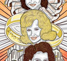 Totems V.1: Women of Country Music Sticker