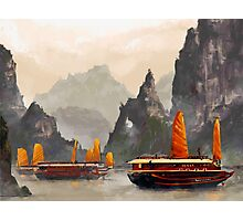 Ha Long Bay Photographic Print
