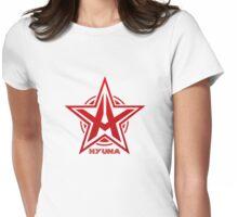 Hyuna Star Logo Womens Fitted T-Shirt