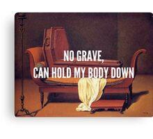 Magritte Canvas Print