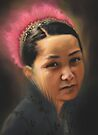 Princess Iska by Chelsea Kerwath