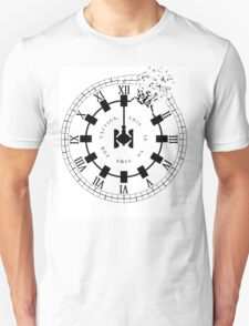 Interstellar - No Time For Caution (Endurance / Shattered Clock Design) T-Shirt
