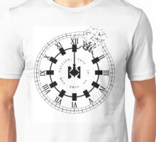 Interstellar - No Time For Caution (Endurance / Shattered Clock Design) Unisex T-Shirt