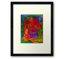 Brighter Days Ahead Framed Print