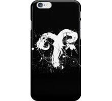 Gonzo Zodiac - Aries (white) iPhone Case/Skin
