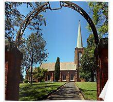 Camden - The Original Church Poster