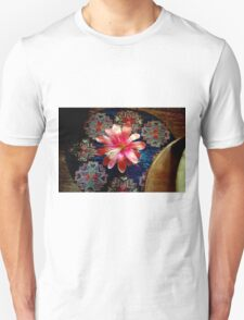Cactus Flower By Design T-Shirt