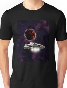 Outer Space Entity Unisex T-Shirt