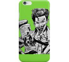 Batman & The Joker 2 iPhone Case/Skin