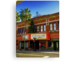 Florida's Christmas Trees Canvas Print