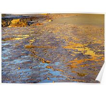 Pools of Gold Poster