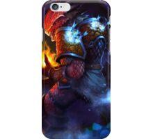 Lizardfolk Spellcaster iPhone Case/Skin
