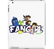 Fangirl Design iPad Case/Skin