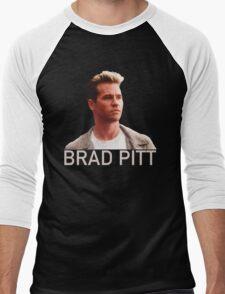 BRAD PITT  Men's Baseball ¾ T-Shirt