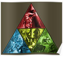 Triforce Poster