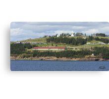 Iona, Nova Scotia Canvas Print