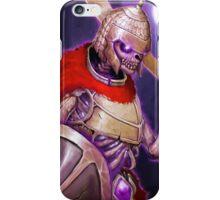 Skarkh The Undead Warrior iPhone Case/Skin