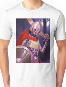Skarkh The Undead Warrior Unisex T-Shirt