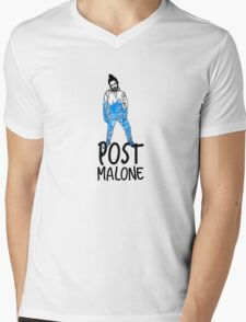 Post Malone  Mens V-Neck T-Shirt