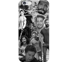 Shia Labeouf Collage iPhone Case/Skin