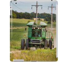 Distracted driving? iPad Case/Skin