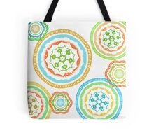 Colorful Mandalas Tote Bag