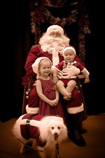 Select a Santa by Sonja Wells