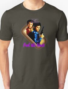 Brock and Chest- Feel the Heat T-Shirt