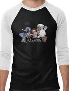 Misfit Toys Men's Baseball ¾ T-Shirt