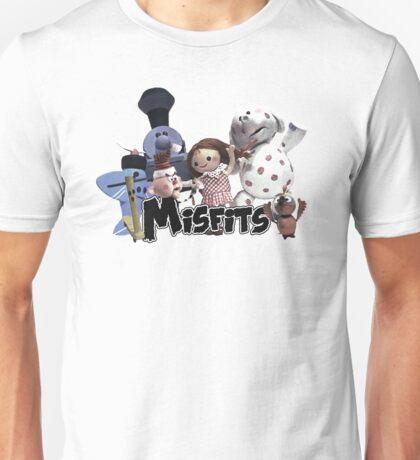 Misfit Toys Unisex T-Shirt