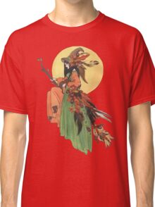 Autumn Witch Classic T-Shirt