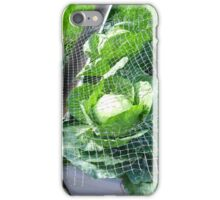 Tub Full of Cabbage  iPhone Case/Skin