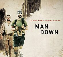 Man Down by tbow1991