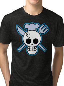 Sanji Logo Tri-blend T-Shirt