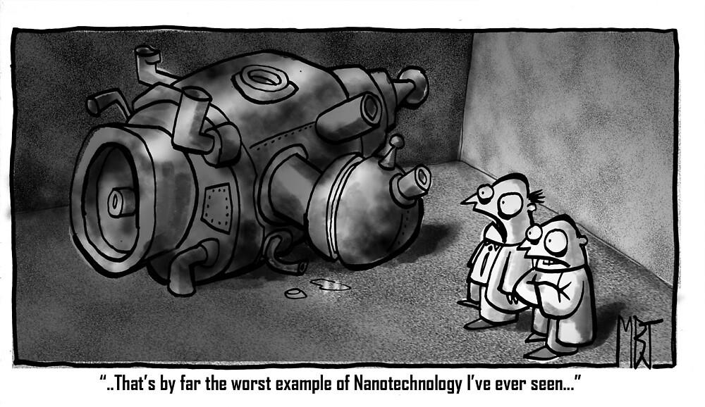 Nanotech by Matt Bissett-Johnson