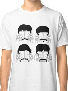 The Beatles -Black Classic T-Shirt