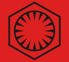 First Order Emblem by greglaporta