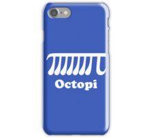 Octopi iPhone Case/Skin