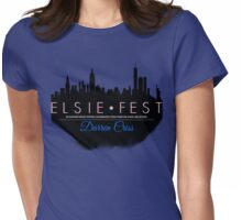 Elsie Fest NY Womens Fitted T-Shirt