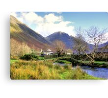 Packhorse Bridge - Wasdale Head #2 Canvas Print