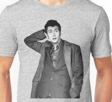 David Tennant as Doctor Who Unisex T-Shirt
