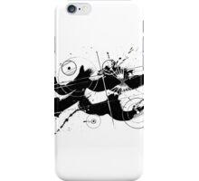 Gonzo Zodiac - Aquarius iPhone Case/Skin