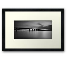 Forster Waters Framed Print