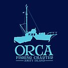 Orca Fishing Charter by kentcribbs