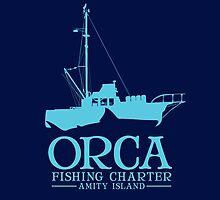 Orca Fishing Charter by kentcribbs