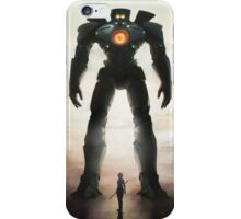 Mako Danger iPhone Case/Skin