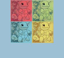 Pokemon Squirtle Popart  T-Shirt