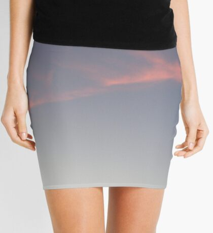Pink Skies Mini Skirt